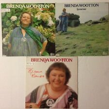 LOT DISQUES 33T SPECIAL BRENDA WOOTTON