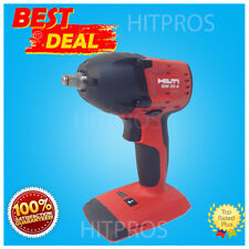 "HILTI SIW 22-A 3/8"" CORDLESS IMPACT DRILL DRIVER, NEW, BARE TOOL ONLY,FAST SHIP"
