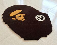 A Bathing Ape Bape Carpet rug monkey home decoration door mat floor