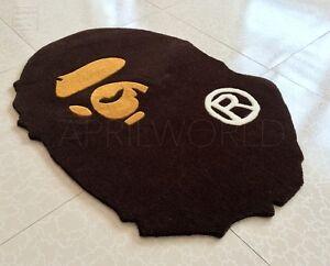 New A Bathing Ape Bape Carpet Rug Monkey Home Decoration Door Mat Floor