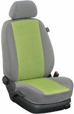 Renault Master bis 2010 Maß Sitzbezüge Vordersitze 2-Sitzer: Greenpoint/grau