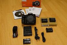 Sony Alpha 65 slt-a65v 24.3 MP SLR-Fotocamera digitale (solo chassis)