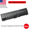 New 6-cell Battery For Lenovo Thinkpad T410 T510 Series 55++  42T4801 42T4800 US