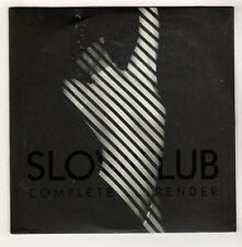 (GL325) Slowclub, Complete Surrender - 2014 DJ CD