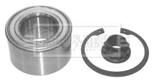 Wheel Bearing Kit fits TOYOTA AVENSIS CLM20 2.0D Front 01 to 05 1CD-FTV B&B New