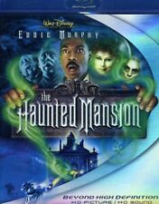 The Haunted Mansion [New Blu-ray] Ac-3/Dolby Digital, Dolby, Dubbed, Subtitled