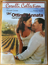Un'ottima Annata - A Good Year DVD