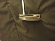 Scotty Cameron CIRCA 62 NO 5 CLASSIC WITH NEW GRIP 34 IN LONG