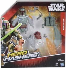 Guerra de las Galaxias Boba Fett Deluxe Héroe Mashers Pack Conjunto de Figuras de Acción Juguetes Nuevos En Caja