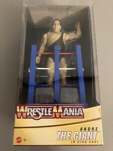 WWE Elite Andre The Giant Wrestlemania 37 Celebration Factory Sealed
