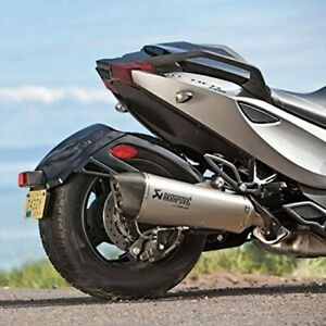 Can-Am Spyder RT RS ST Akrapovic Sport Touring Silencer Exhaust Kit 219400443