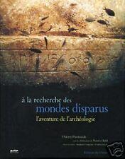 A LA RECHERCHE DES MONDES DISPARUS - ED