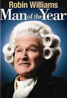 Man of the Year (full screen Edition) DVD Robin williams comedy