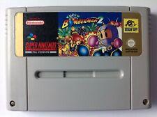Bomberman 2 (SNSP-M4-ESP) SNES Super Nintendo S334A4