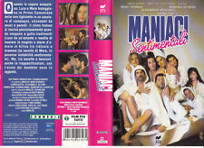 Maniaci sentimentali (1994) VHS
