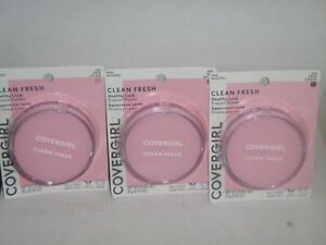 CoverGirl Clean Fresh Healthy Look Pressed Powder - Choose your Color