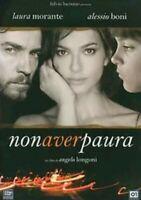 NON AVER PAURA Film DvD LAURA MORANTE ALESSIO BONI Cinema