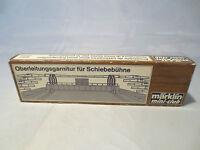 8995 Oberleitungsgarnitur für Schiebebühne Märklin OVP Top