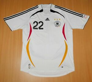 Deutschland GERMANY ODONKOR 2005 2006 trikot L shirt jersey soccer FOOTBALL L