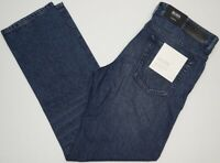 NWT $178 HUGO BOSS Relaxed Fit JEANS MENS 34 Albany 50402404 Clean Jeans Blue
