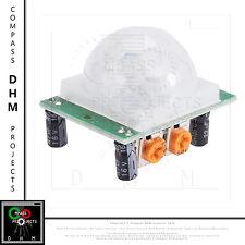 Sensore PIR HC-SR501 - Arduino infrarossi IR - movimento sorveglianza