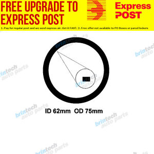 08/1977-02/1978 For Toyota Crown MS83 4M Exhaust Flange Gasket