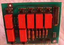 Audio Precision DUA1-44373-55  Relay Board