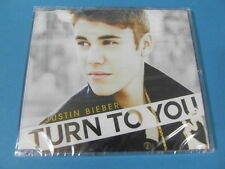 JUSTIN BIEBER - TURN TO YOU [OFFICIAL PROMO] CD (SEALED)