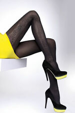 Fiore Cotton Floral Tights for Women