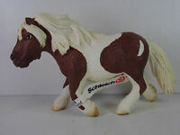 p103- Schleich Pferd- 13297 - Shetland Pony