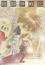 "Gundam Wing Doujinshi "" no fortune teller 2 "" Heero Relena W"