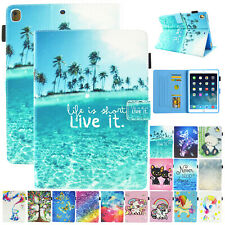 "For Apple iPad 10.2"" 2020 8th Shockproof Smart Case Leather Pattern Stand Cover"