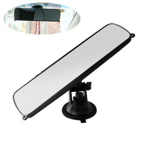 Universal Rear View Interior Accessories Car Truck Mirror Adjustable Suction Cup