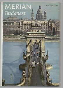 "#11.192# MERIAN ""Budapest"" - Oktober 1968"