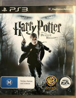 HARRY POTTER and the Deathly Hallows Game for PS3 (PAL, 2010) VGC, FREE POST