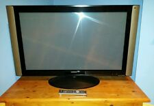 "Hitachi 42PD9700 42"" HD Plasma Television With Electronic Swivel Stand"