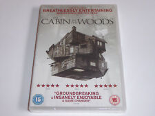 The Cabin In The Woods (2012) - Joss Whedon - NEW / SEALED GENUINE UK DVD