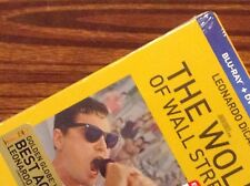 THE WOLF OF WALL STREET  Limited Steelbook Edition  ( Target exclusive!!! )