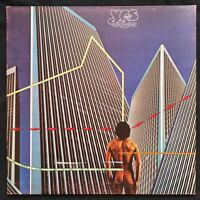 Yes LP Going For The One - Gatefold - France (EX/EX+)