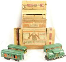 Lionel Outfit No. 352 Pre-War Train Set Standard Gauge Original Boxes 1920's