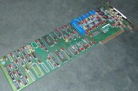 VINTAGE ISA Card 3 RCA Connector Marked ROMAVAT 1991 3chaq-2 rev 3.0 AS IS