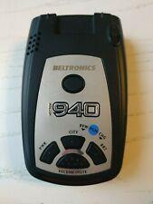 Beltronics INTL 940i vector Radar Detector international version USED
