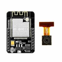 ESP32-CAM WiFi Bluethooth Development Board with OV2640 Camera Module