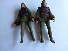 2 Vintage Mego Planet of the Apes Action Figures