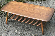More details for modern retro ercol coffee table clean condition   delivery available