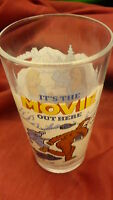 Kokanee beer Sasquatch cartoon  It's the Movie out Here glass 12 ounce Escape