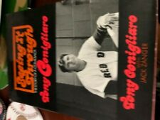 Tony Conigliaro Boston Red Sox Signed Autographed Book Seeing It Through