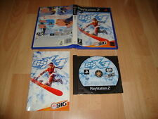 SSX 3 DE EA SPORTS PARA LA SONY PLAY STATION 2 PS2 USADO COMPLETO