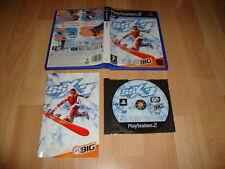 SSX 3 DE EA SPORTS PARA LA SONY PLAY STATION 2 PS2 USADO COMPLETO