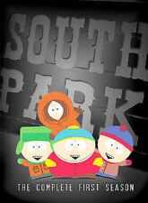 South Park Season 1 (Dvd, 2002, 3-Disc Set, Original Thicker Box)